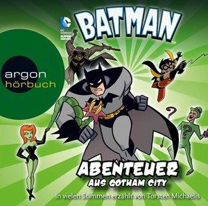 (2)Abenteuer Aus Gotham City