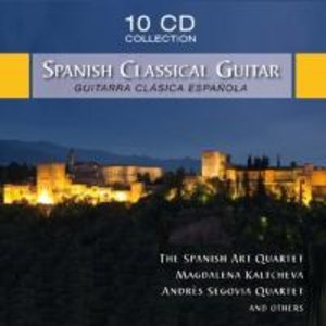 Spanish Classical Guitar