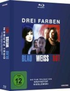 Drei Farben Trilogie (Blu-ray)