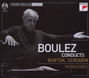 Pierre Boulez Edition: Bartok