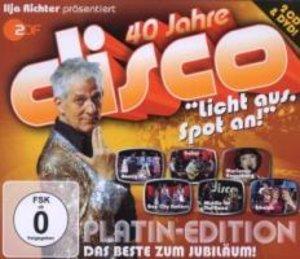 40 Jahre ZDF disco SPEZIAL EDITION mit Bonus DVD