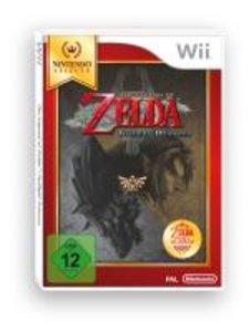 Zelda Twilight Princess Select. Nintendo Wii