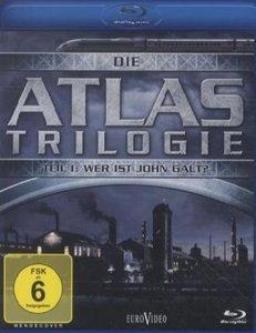 Die Atlas Trilogie (Blu-ray)