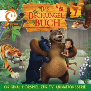 07: Das Dschungelbuch - Orig.Hörspiel Zur TV-Serie