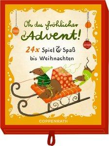 Schachtelspiel - Oh du fröhlicher Advent!