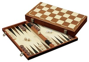 Philos 2510 - Schach-Backgammon-Dame-Set