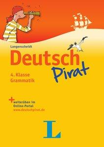 Deutschpirat 4. Klasse Grammatik