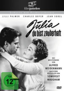 "Julia, Du bist zauberhaft - Nach dem Roman ""Theater"" (Filmjuwele"