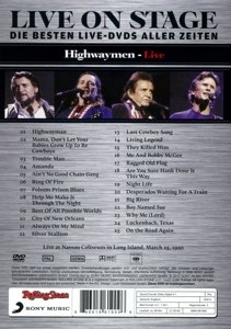 Live On Stage-The Highwaymen Live