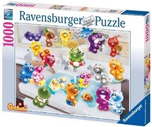 Gelini: Badespaß. Puzzle 1000 Teile