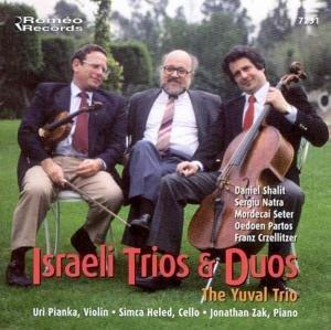 Israelische Trios und Duos des 20.Jahrhunderts