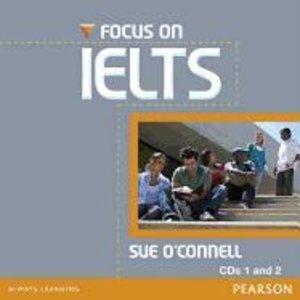 Focus on IELTS New Edition Class CD (2)