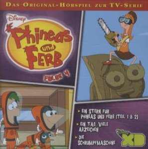 Phineas & Ferb TV Serie Folge 4