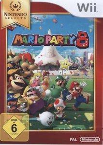 Mario Party 8 - Nintendo Selects