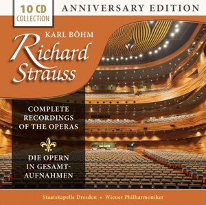 Richard Strauss: Complete Recordings of his Operas