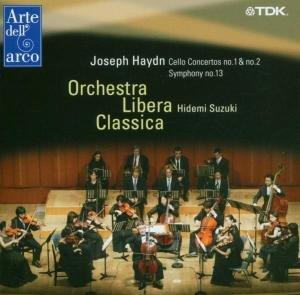 Cello Concertos 1 & 2/Sinfonie 13