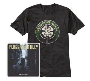 Drunken Lullabies-CD+T-Shirt Bund
