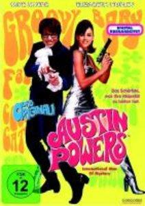Austin Powers: Das Schärfste,was Ihre Majes (DVD)