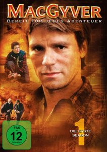 MacGyver - Season 1 (6 Discs, Multibox)
