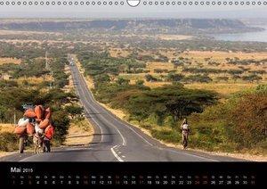Seifert, B: Auf dem Dach Afrikas - Äthiopien (Wandkalender 2
