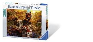 Am Wasserloch. Puzzle 2000 Teile