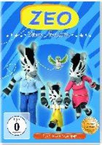 ZEO - Das Zebra | Folge 3 Episoden 21-30 - Die DVD zur TV Serie