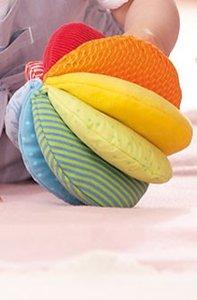 Haba 3672 - Stoffball: Regenbogen