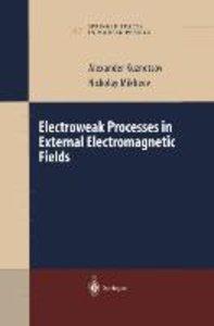 Electroweak Processes in External Electromagnetic Fields
