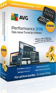 AVG Performance 2016 - Sommer Edition inklusive Werkzeug-Set