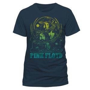 Swirl (T-Shirt,Blaugrau,Größe L)