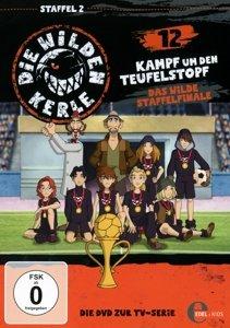 (12)DVD z.TV-Serie-Kampf Um Den Teufelstopf