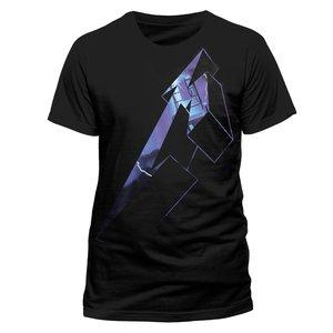 M (T-Shirt,Schwarz,Größe XL)