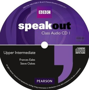 Speakout Upper Intermediate Class Audio CD