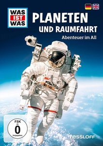 Was ist Was TV. Planeten und Raumfahrt / Planet and Space Travel