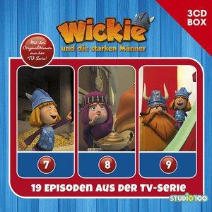 3-CD Hörspielbox Zur Neuen TV-Serie (Cgi) Vol.3