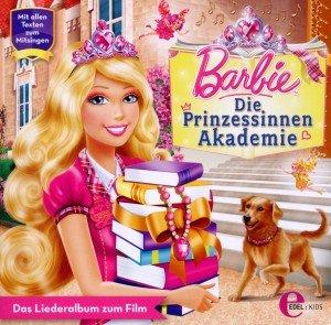 Die Prinzessinnen Akademie,Liederalbum
