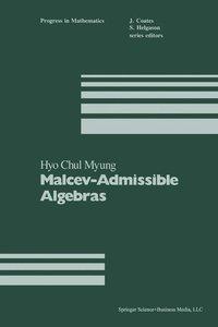 Malcev-Admissible Algebras