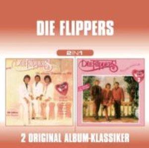 Die Flippers-2 in 1 (Liebe ist...Vol.1/Liebe ist