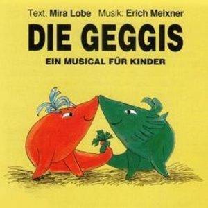 Lobe, M: Geggis - Audio-CD