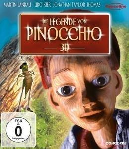 Die Legende von Pinocchio 3D (Blu-ray 3D)