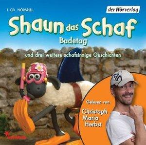 Shaun das Schaf.Badetag und drei weitere schafsin