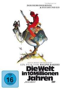 Welt in 10 Millionen Jahren/DVD