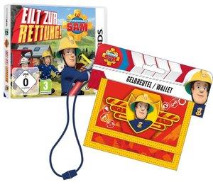 Feuerwehrmann Sam 3DS - Inkl. Geldbeutel