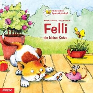 Felli, die kleine Katze.