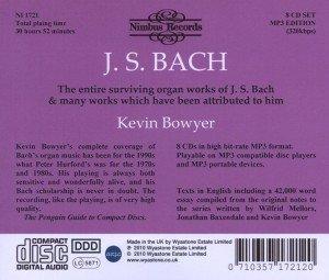 Die Orgelwerke (MP3-Edition)