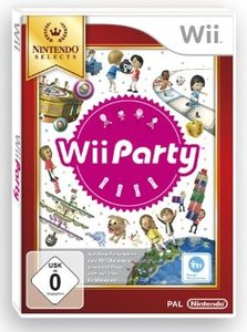 Wii Party Selects. Für Nintendo