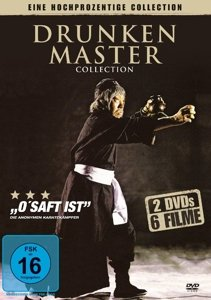 Drunken Master-Collection