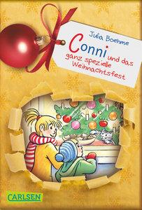 Conni-Erzählbände: Conni und das ganz spezielle Weihnachtsfest