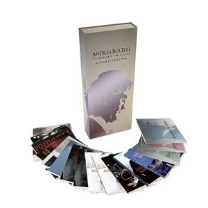 Andrea Bocelli: The Complete Pop Albums (Ltd.Edt.)