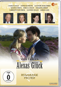 Rosamunde Pilcher: Vier Frauen-Alexas Glüc (DVD)